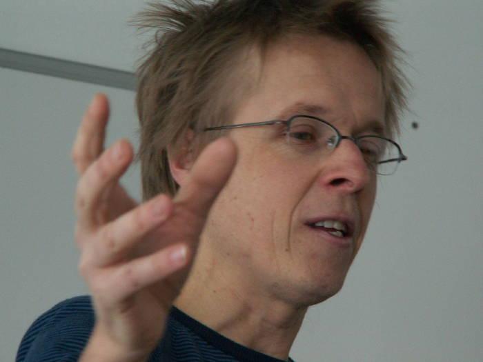 Björn Forsberg föreläste på länsstämman 2008