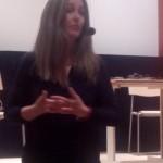 Framtidens största miljövinnare? Polly Higgins vill ställa sej i vägen för ecocide med internationell lag.
